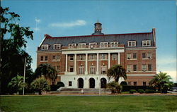 Lee Hall, Florida Agricultural and Mechanical University Postcard
