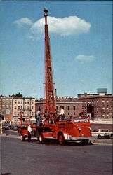 Boston Fire Dept. Tower No. 1