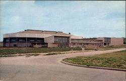Veterinary Amphitheatre, Kansas State University Postcard