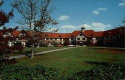 Lillard Hall at Tabor Academy (1877)