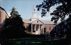 Drew University's College of Liberal Arts Postcard