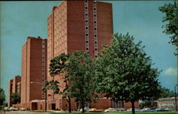 Twin Towers Residence Hall Marshall University