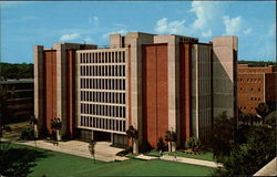 Chemistry Research and Graduate Instruction Building Florida State University