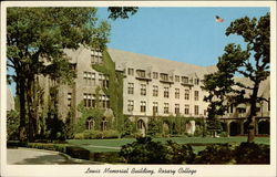 Lewis Memorial Building, Rosary College