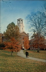 Erwin Hall at Marietta College