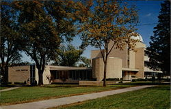 Stoffer Science Hall, Washburn University