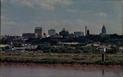 Skyline of Topeka, Ks