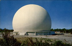 Bell Telephone System's Earth Station