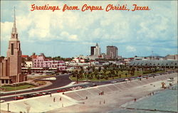 Greetings from Corpus Christi, Texas