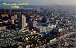 University District Postcard