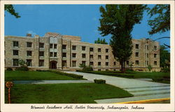 Women's Residence Hall, Butler University