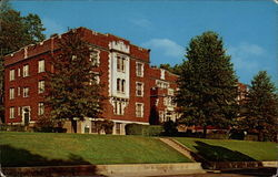 Thompson Hall, Morehead State College