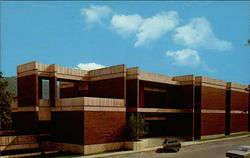 Claypool-Young Art Building / Morehead State University
