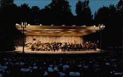 Van Peursem Music Pavilion - Eastern Kentucky University
