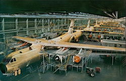 World's Largest Aircraft Manufacturing Plant