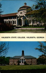 Administration Building and North Campus, Valdosta State College