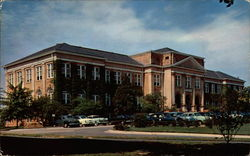 Patterson Hall, North Carolina State College