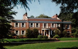 Chancellor's Residence, North Carolina State College