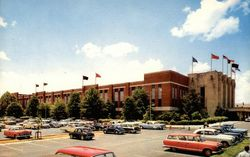 William Neal Reynolds Coliseum, North Carolina State College