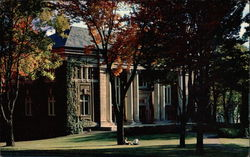 Coram Library, Bates College