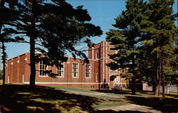 Russell Hall, Gorham State Teachers College