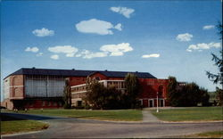 The Alumni Memorial Gymnasium and Indoor Field House