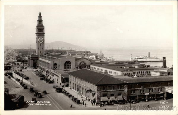 Ferry Building San Francisco California