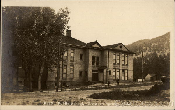 Public School Glenwood Springs Colorado