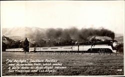 "The ""Daylight"", Southern Pacific RR"
