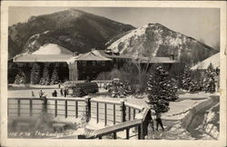 The lodge at Sun Valley