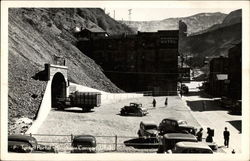 Tunnel Portal - Bingham Canyon