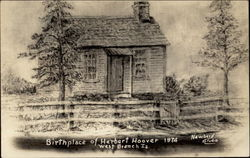 Birthplace of Herbert Hoover 1874