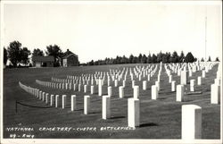 National Cemetery - Custer Battlefield
