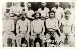 Group of Comstock Miners