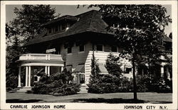 Charlie Johnson Home
