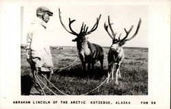 ABRAHAM LINCOLN OF THE ARTIC