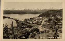 View of Cordova and the bay