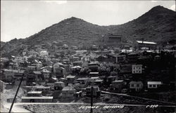 View of Jerome from below