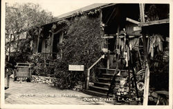 Oldest House in Los Angeles, Olvera Street