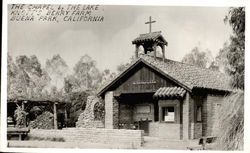 The Chapel by the Lake, Knott's Berry Farm