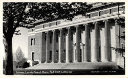 Tehama County Court House