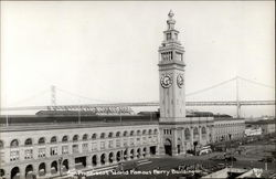 World Famous Ferry Building