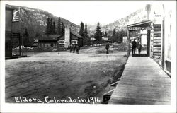 Eldora, Colorado in 1916
