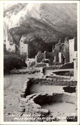 Spruce Tree Ruin, Mesa Verde National Park