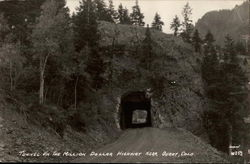 Tunnel on the Million Dollar Highway