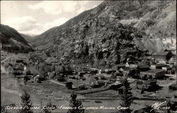 Famous Colorado Mining Camp