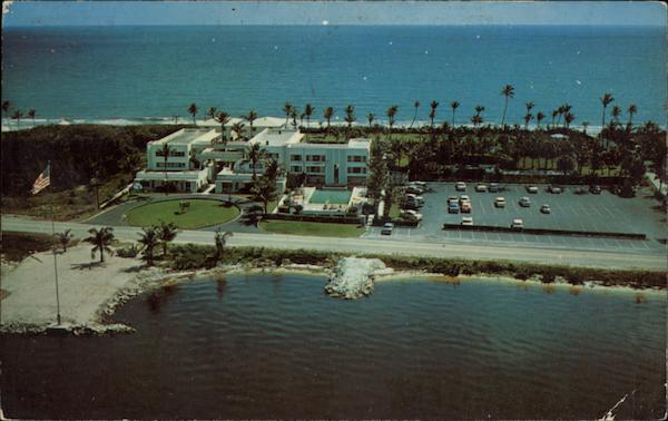 Ocean Holiday Resort Motel Palm Beach Florida