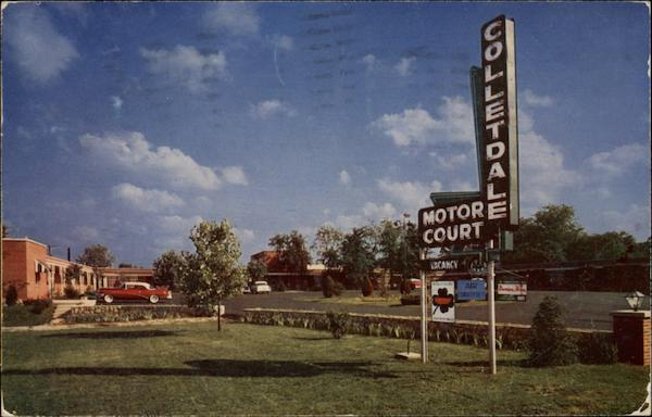 Colletdale Motor Court Bowling Green Kentucky