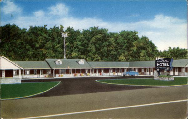 The Wilderness Trail Motel Berea Kentucky
