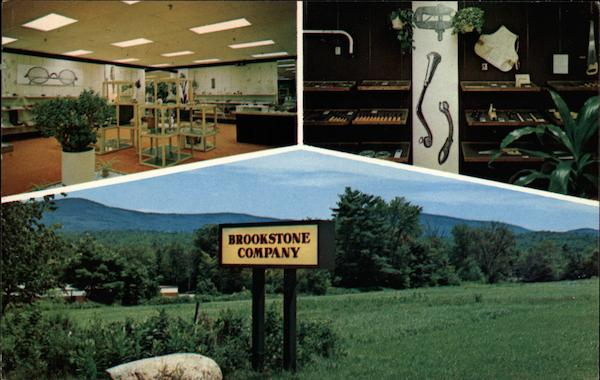 Brookstone Company Peterborough New Hampshire